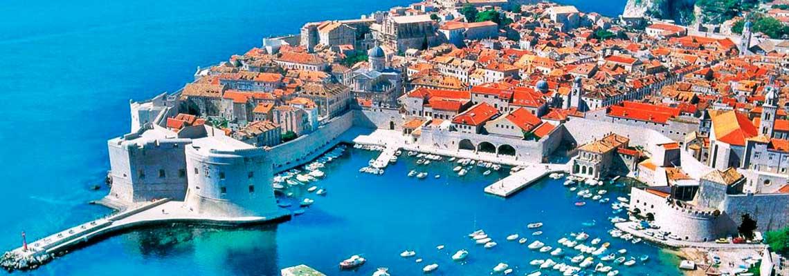 Mlini, Dubrovnik, Croatia