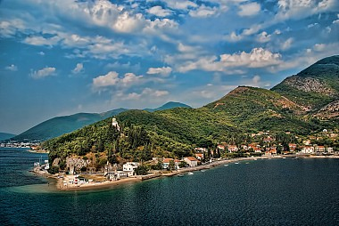 "<a href=""https://www.flickr.com/photos/21078769@N00/12289811374"" target=""_blank"">The Bay of Kotor, &copy; by Trish Hartmann, on Flickr</a>"