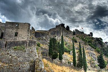"<a href=""https://www.flickr.com/photos/lassi_kurkijarvi/2807107490"" target=""_blank"">Kotor Fortress, &copy; by Lassi Kurkijärvi, on Flickr</a>"