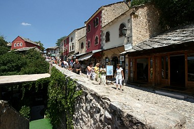 "<a href=""https://www.flickr.com/photos/qmitchell/3841446652"" target=""_blank"">Mostar, &copy; by Quenby Swinson-Mitchell, on Flickr</a>"