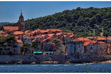 "<a href=""https://www.flickr.com/photos/croacia_/"" target=""_blank"">Korčula, &copy; by Mario Fajt, on Flickr</a>"