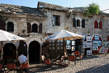 "<a href=""https://www.flickr.com/photos/levt_spotter/5239487712"" target=""_blank"">Mostar, &copy; by Ierai Oquiñena, on Flickr</a>"