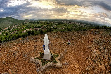 """<a href=""""https://www.flickr.com/photos/whltravel/5370275639"""" target=""""_blank"""">Međugorje, &copy; by ...your local connection, on Flickr</a>"""