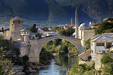 "<a href=""https://www.flickr.com/photos/24823485@N06/5740604459"" target=""_blank"">Mostar, &copy; by Pietro Columba, on Flickr</a>"