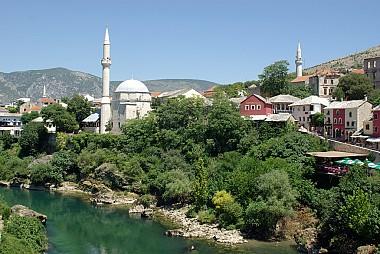 """<a href=""""https://www.flickr.com/photos/eigirdas/925941617"""" target=""""_blank"""">Mostar, &copy; by Eigirdas, on Flickr</a>"""