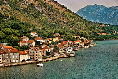 "<a href=""https://www.flickr.com/photos/21078769@N00/9687373142"" target=""_blank"">The Bay of Kotor, &copy; by Trish Hartmann, on Flickr</a>"